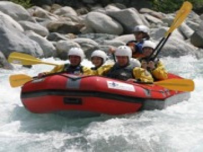 Valsesia Incoming Rafting