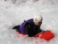 Manovrando un bob galleggiante