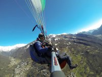 paragliding is a sport suitable for all ages