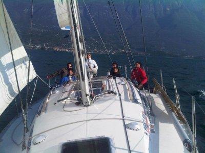 Corso di vela experience sul Lago di Garda