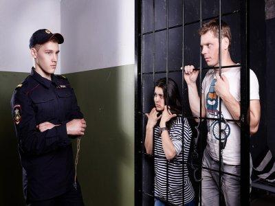 Escape room Milan: The prison (midweek)