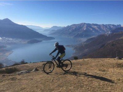 Tour di 1 giorno in bicicletta sul Lago di Garda