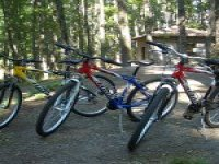 Mountainbike in Basilicata