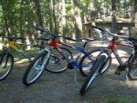 Mountainbike on the Pollino