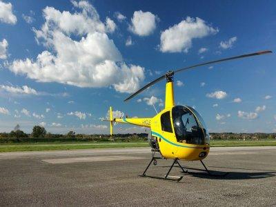 Volo turistico in elicottero su Roma (30 min)