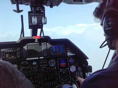 Volo in elicottero Tivoli e Castelli Romani (1 h)