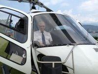 Tour elicottero Milano, Como, Lago Maggiore 1,20h