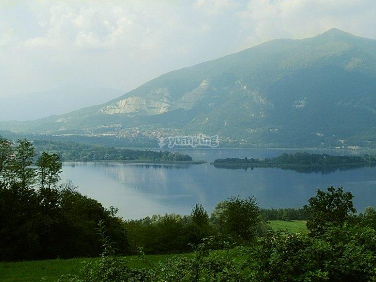 Il lago di Annone