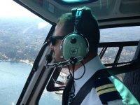 Tour elicottero Milano, Laghi di Lecco e Como (1h)