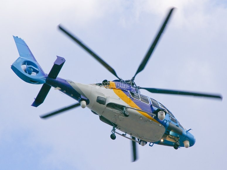 Il nostro Airbus Helicopter AS350B3