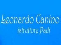 Scuola Subacquea Istruttore Canino Leonardo
