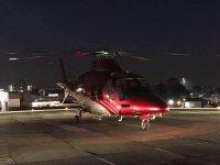 uno dei nostri voli con partenza notturna