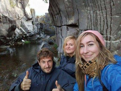 Trekking Etna, wine and Alcantara full day 0-23 years