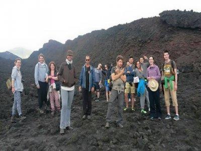 Trekking Etna, wine and Alcantara full day adults
