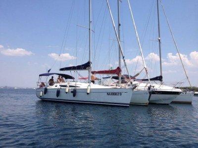Giornata in barca nel Salento con pranzo a bordo