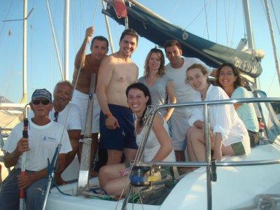 1/2 giornata esclusiva in barca a vela, Palermo