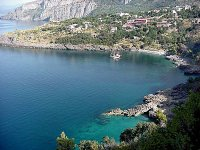 Diving in the Gulf of Maratea