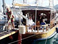 Trips on the Tyrrhenian Sea