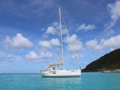 Week on a sailing boat Aeolian Islands low season