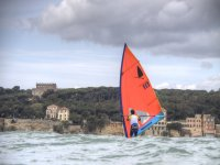 Windsurf ad Anzio