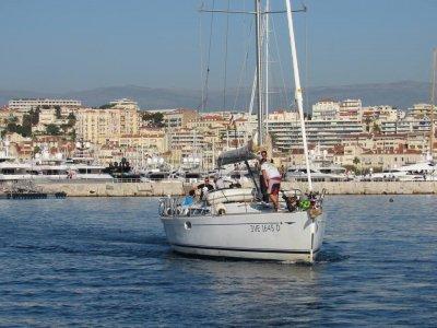 Settimana in barca a vela metà Luglio-metà Agosto