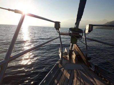Settimana barca a vela settimana centrale Agosto