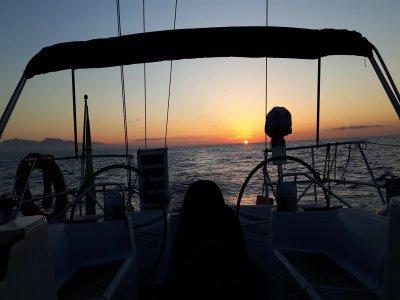Settimana di  vela metà Settembre-metà Ottobre