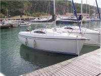 Barca a vela TK23 7m