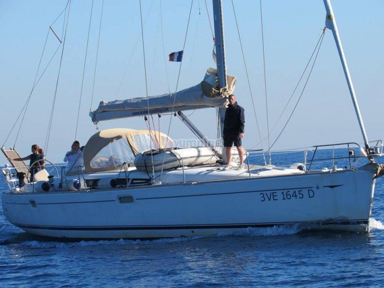 La nostra bellissima barca