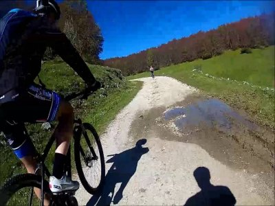 Mountainbike Campo Imperatore