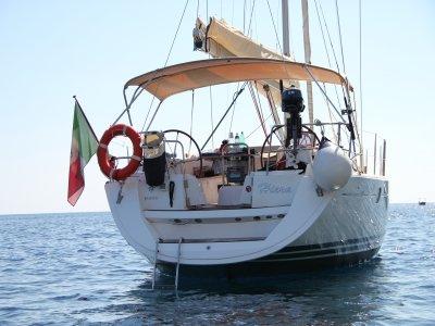 7 days on a mid-low season sailing boat, Aeolian