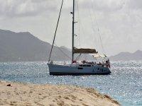 Zephyr at sea