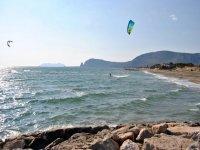 Kitesurf a Terracina
