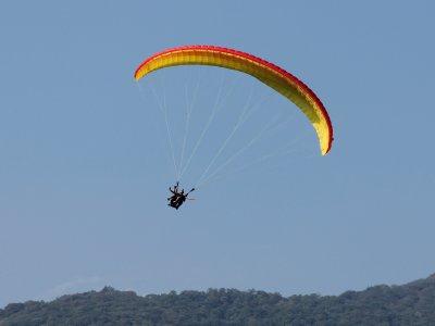 Volo parapendio biposto esclusivo coppie, Brescia