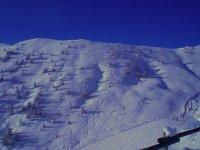 Discese del Monte Simon