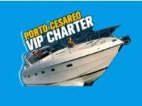 Porto Cesareo Vip Charter Escursione in Barca