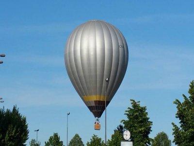 Volo in mongolfiera su Mondovì