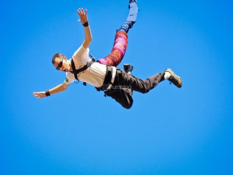 Volando!!