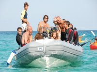 Diving and rafting trips for everyone