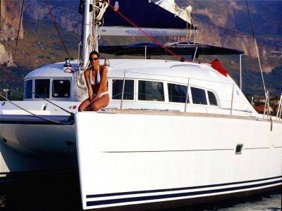 Noleggio vela Bavaria 50 metà Agosto
