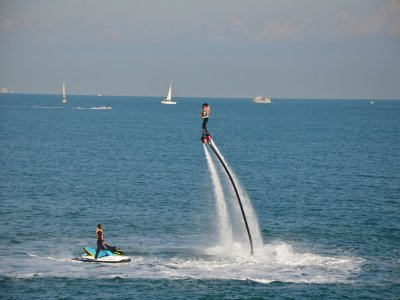 Flyboard 30 minuti con video a Genova
