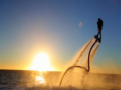 Flyboard 20 minuti con video a Genova