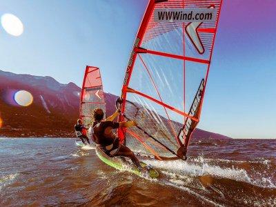 Corso prova di Windsurf (3 ore) a Malcesine