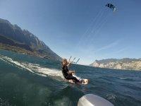 Vieni a provare il kitesurf