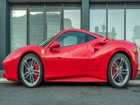 la Ferrari 488 GBT