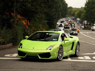 Un giro in Lamborghini sul circuito di Viterbo