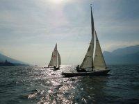 Noleggio barca a vela Soling 8,15m (2h), Malcesine