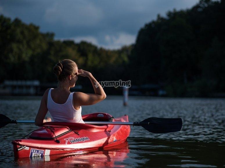 Trascorri una giornata al lago