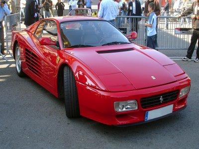 Cinque giri in Ferrari sul circuito di Jesolo