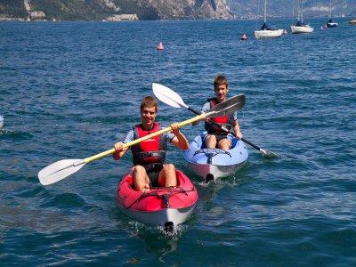 Noleggio canoa (1 giorno), Lago di Garda